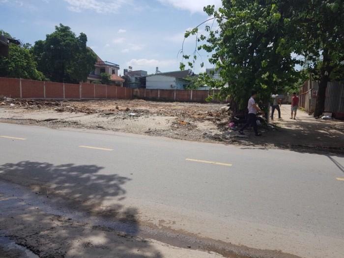Nhanh tay sở hữu đất MT Hoàng Hữu Nam 72m2 SHR thổ cư 100%