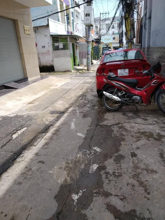 Bán Nhà Hxh Lê Quang Định, Bình Thạnh, 60M2, 4 Tầng