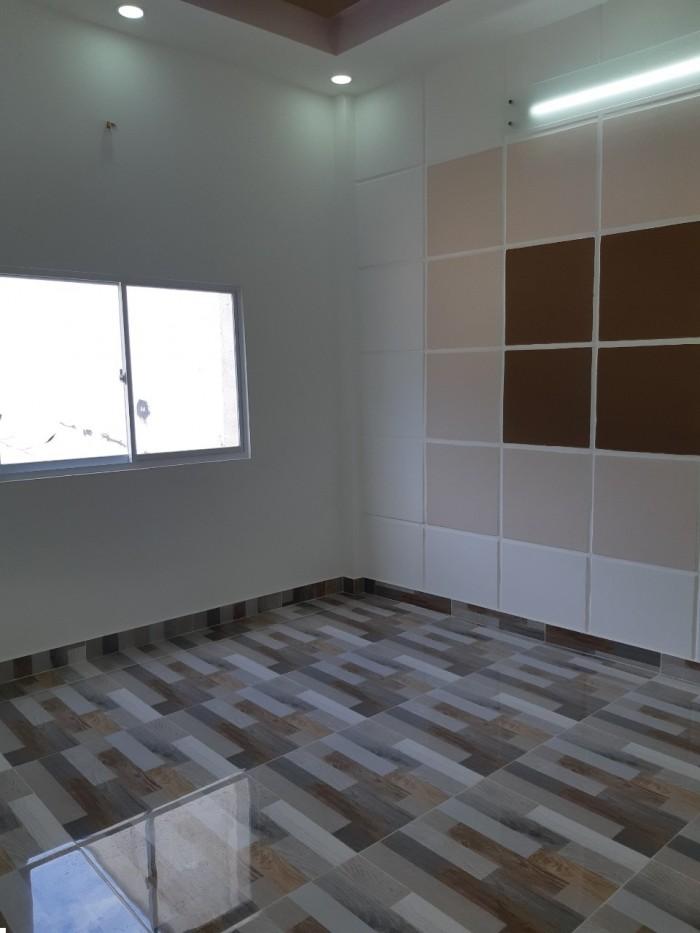Cho thuê nhà mặt tiền Tân Hương quận Tân Phú 4,5x24m 2 lầu full nội thất mở công ty spa