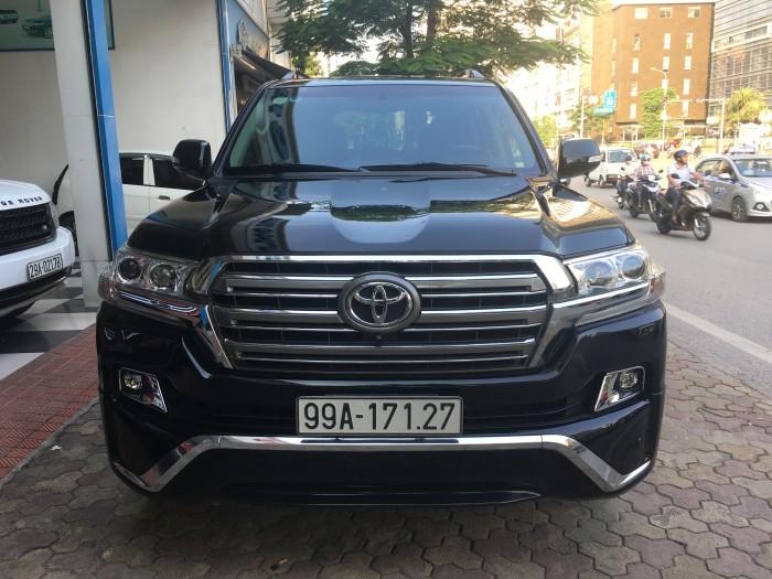 Toyota Land Cruiser Số tự động Động cơ Xăng