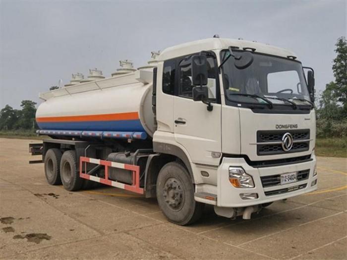 Xe chở xăng dầu Dongfeng 16 khối