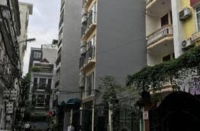 Bán nhà Đặng Thai Mai 63m2x4T cho thuê tốt