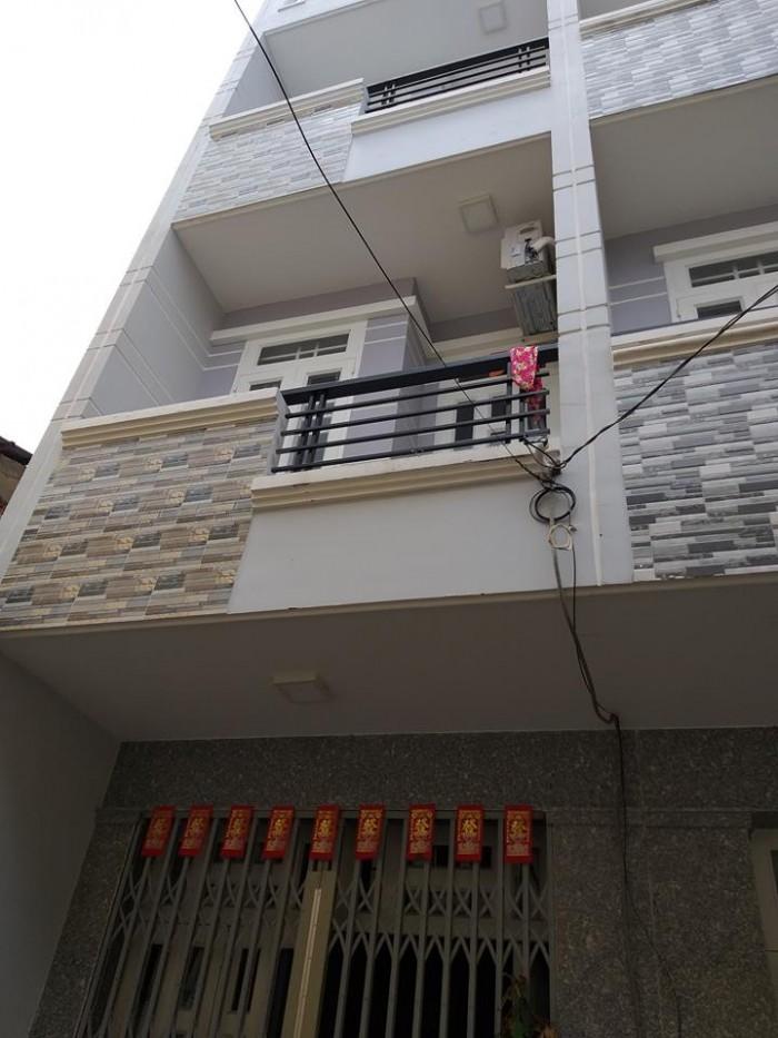 Cơ hội sở hữu nhà giá tốt tại Sài Gòn.nhà như biệt thự mini