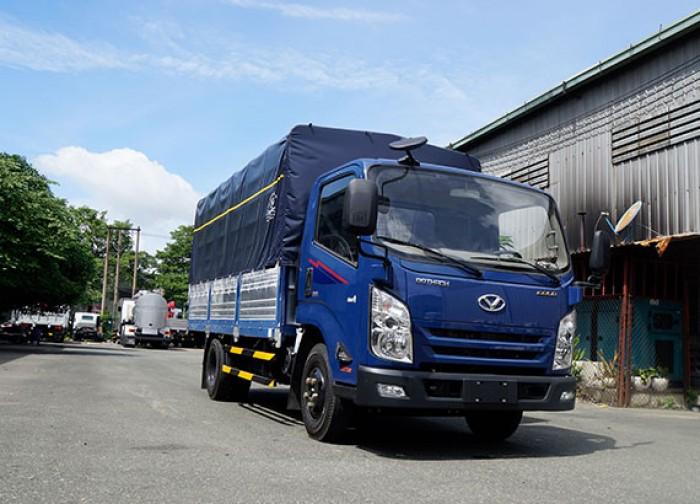 Xe tải Hyundai IZ65 gold 1.9 tấn thùng mui bạt 6m3, trả trước 70 triệu giao luôn xe tại Hyundai Vũ Hùng