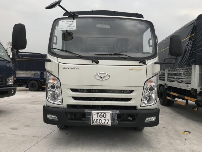 Giá xe tải Hyundai IZ65 gold 1.9 tấn thùng mui bạt 6m3, trả trước 70 triệu giao luôn xe tại Hyundai Vũ Hùng - Gọi 0933638116 (Mr Hùng 24/24)