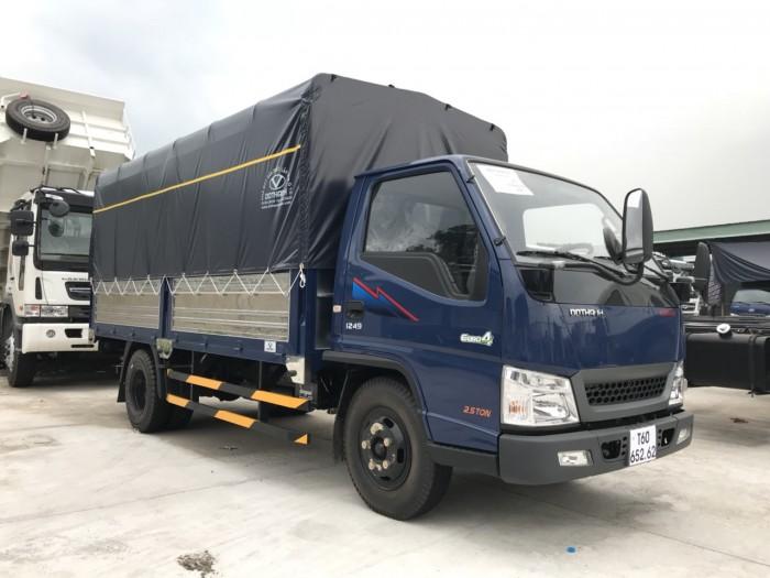 Mua xe tải Hyundai IZ49 2.4 tấn thùng mui bạt rẻ nhất tại Hyundai Vũ Hùng - Gọi 093...