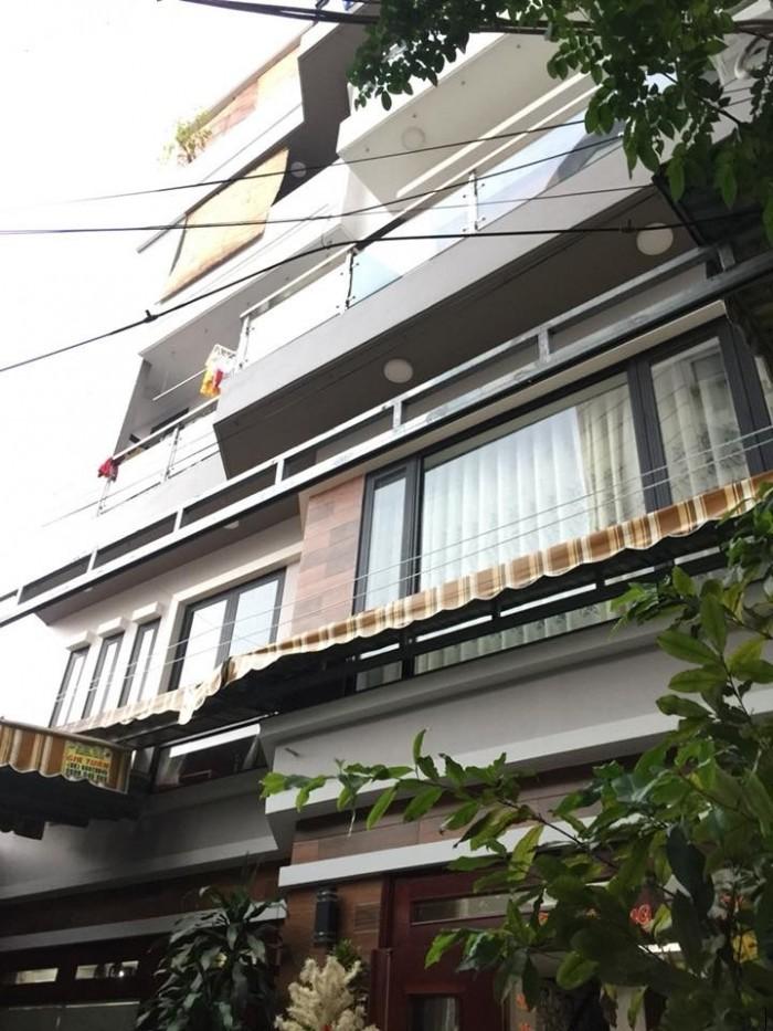 Bán nhà Tân Bình, phường 12, DT 155m2 x 5T, KD cho thuê 50tr/tháng