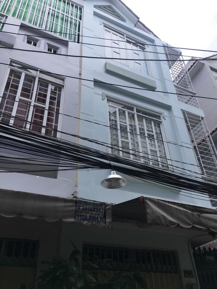 Bán nhà Nhà Bè hẻm 1979 Huỳnh Tấn Phát, Nhà Bè, DT 72m2 2 lầu 4Pn