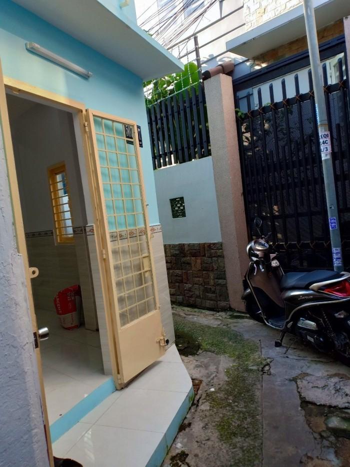 Bán nhà hẻm 507/23/ Lê Quang Định, CN 24m, 1 lầu đúc