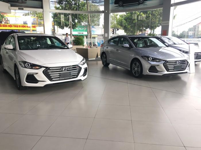 Elantra 2018 - Xe Giao Ngay- Đầy Đủ Màu Và Các Bản Tại Hyundai Bình Dương.Hot.Hot