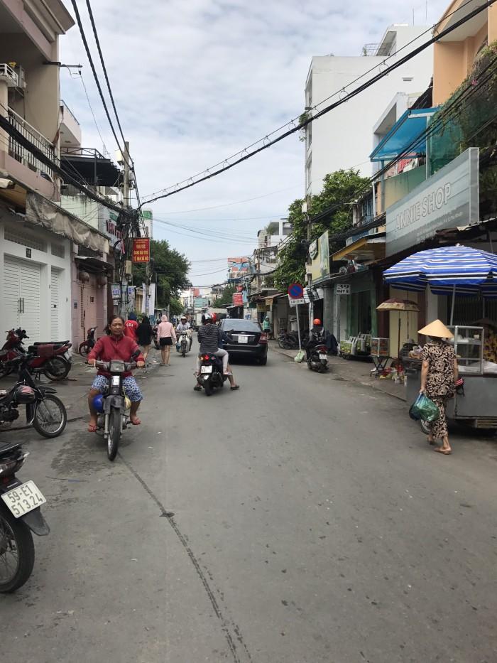 Bán nhà MT Nguyễn Đình Chiểu, quận Phú Nhuận