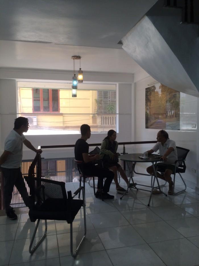 Nhà mặt ngõ Nguyễn Xiển 6T,70m2 vị trí đẹp, nhà rộng, ngõ to