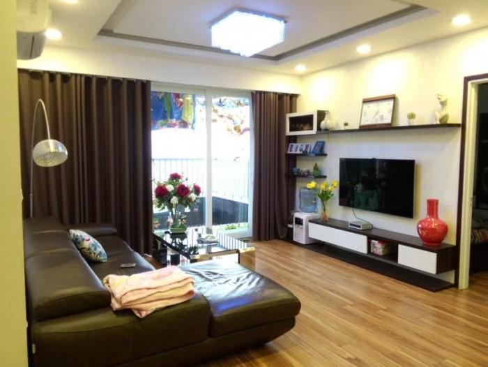 Chủ đầu tư mở bán chung cư Trần Cung - Cổ Nhuế, 2pn ở ngay - full nội thất.