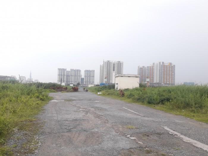 Đất 2 mặt tiền đường lớn là Đồng Văn Cống và Nguyễn Thị Định