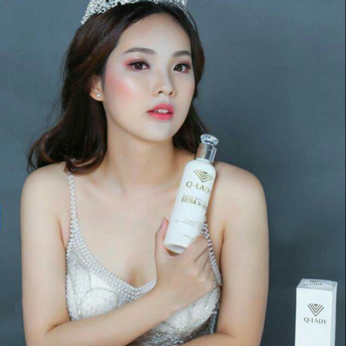 Sữa Tắm Truyền Trắng Q Lady Shower Extra White 250ml