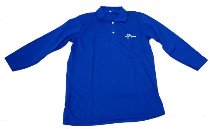 chuyên may áo thun công nhân tay dài với nhiều chất liệu vải nhưsec xay , cotton, thun lạnh, thun mè