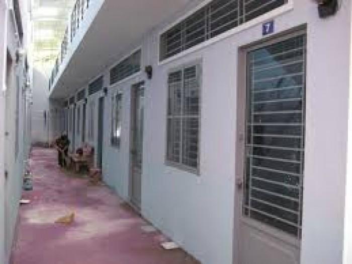 Chuyển công tác về Bắc, Bác 5 bán dãy nhà trọ 18 phòng ngay đường QL 50, 129m2