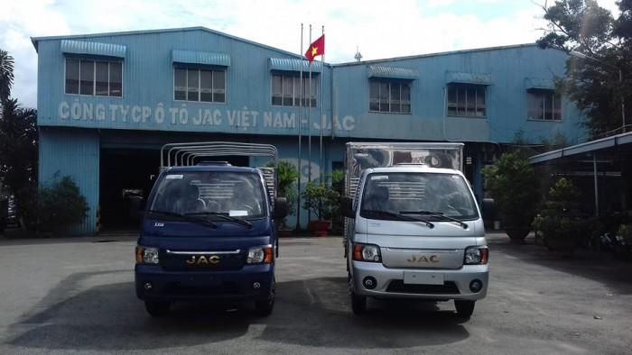 Xe tải JAC 990 kg