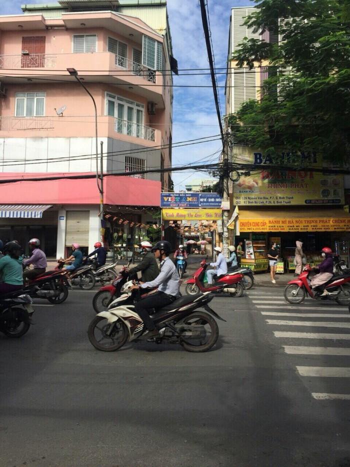 Bán nhà hẻm XH 5m Lê Quang Định