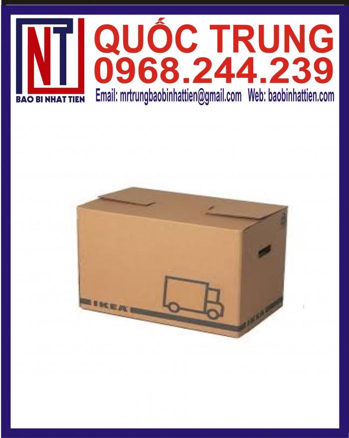 Thùng Carton Đựng Thực Phẩm Giá Rẻ14