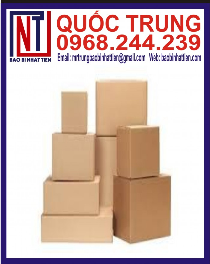 Thùng Carton Đựng Thực Phẩm Giá Rẻ12