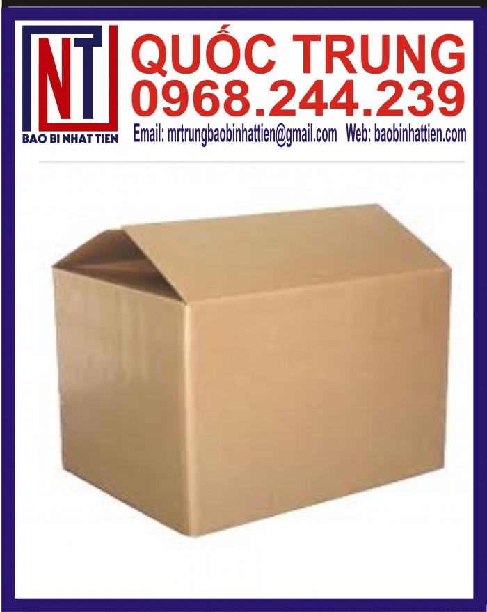 Thùng Carton Đựng Thực Phẩm Giá Rẻ10