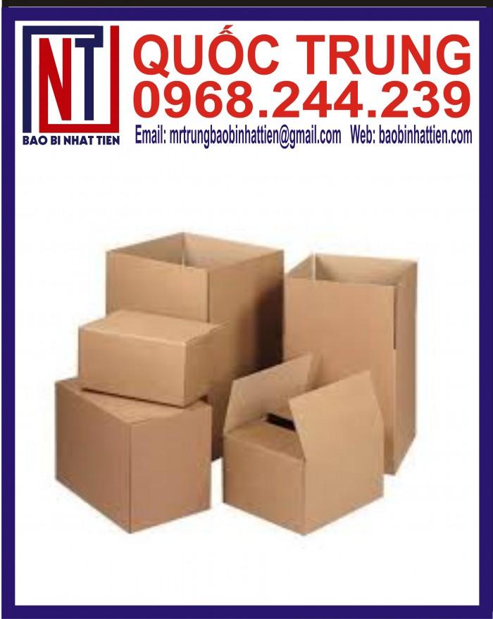 Thùng Carton Đựng Thực Phẩm Giá Rẻ7
