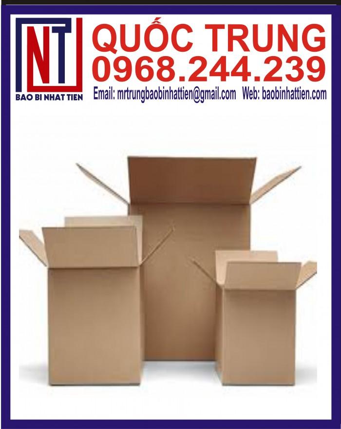 Thùng Carton Đựng Thực Phẩm Giá Rẻ5