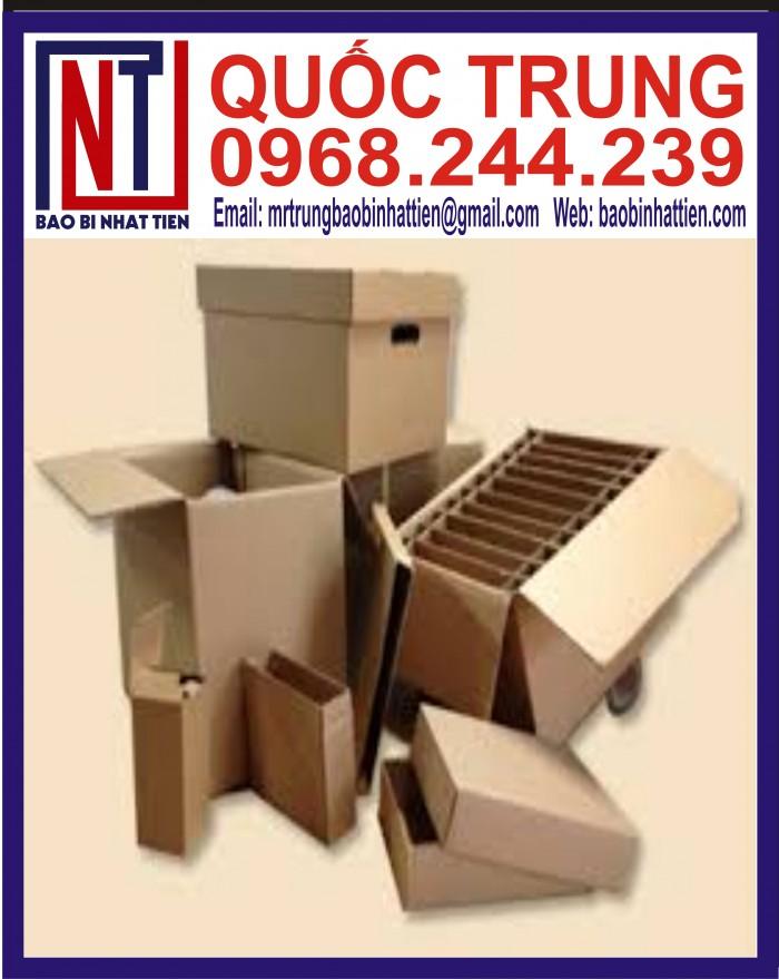 Thùng Carton Đựng Thực Phẩm Giá Rẻ1