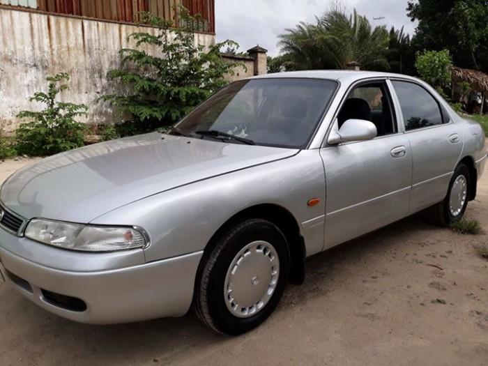 Mazda 626 sản xuất năm 1996 Số tự động Động cơ Xăng