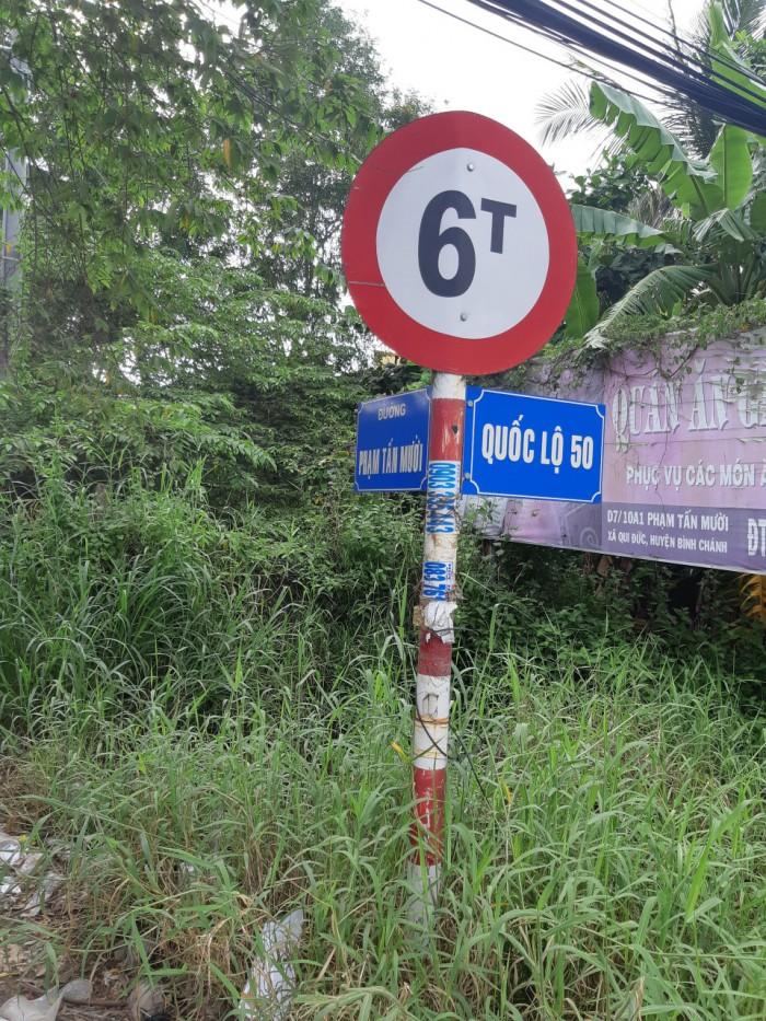 659 m2 đất Qui Đức, Bình Chánh, đường ô tô.