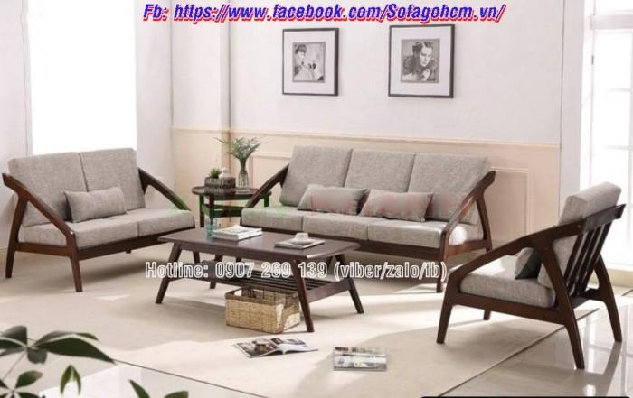 33 Mẫu Sofa Gỗ đẹp Hiện đại Nhất Năm 2018 2019 Mới 100 Gia