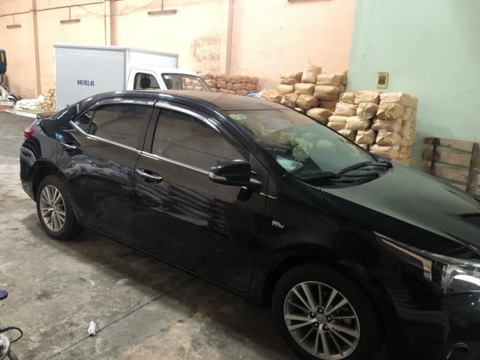 Bán Toyota Altis G 1.8AT màu đen VIP số tự động sản xuất 2015 biển tỉnh lăn bánh 45000km