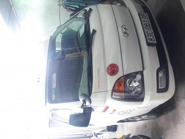 Xe tải đông lạnh hyundai porter2 đời 2013