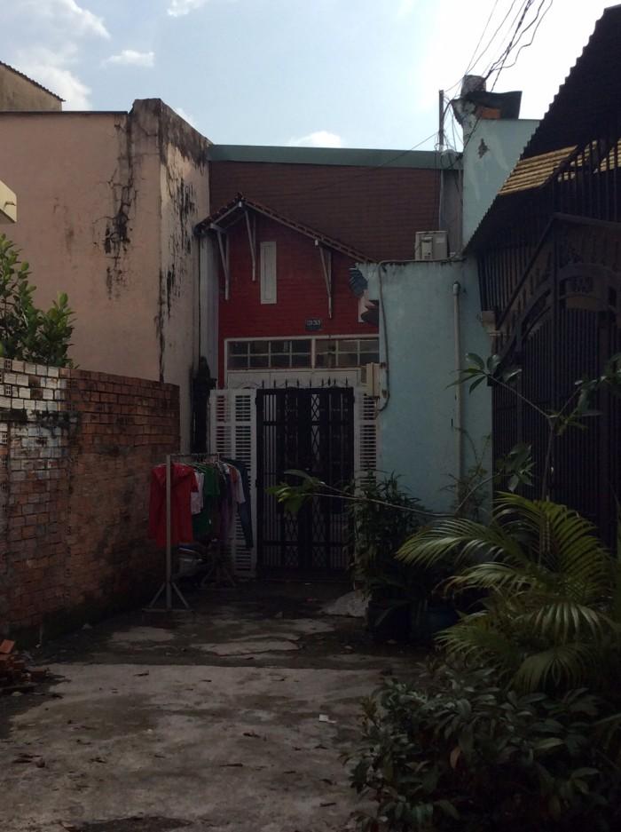 Nhà đường số 9 Linh Tây TĐ 55m2