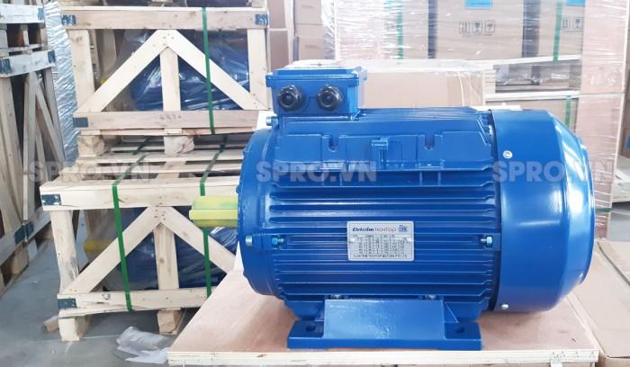 Mô tơ điện Elektrim EM80B-4 3 pha 1 HP4