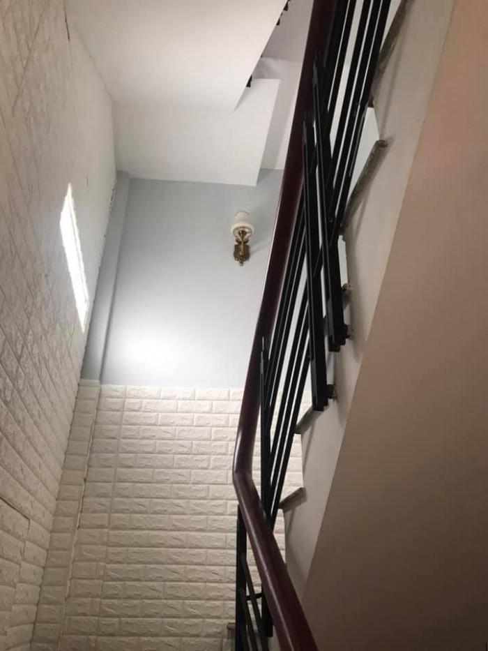 Bán nhà Phú Nhuận, Thích Quảng Đức, 35m x 5T, Nhà đẹp, hẻm rộng, giá chỉ 4.55 tỷ