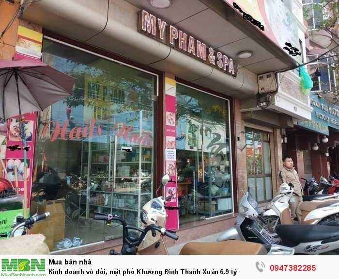 Kinh doanh vô đối, mặt phố Khương Đình Thanh Xuân