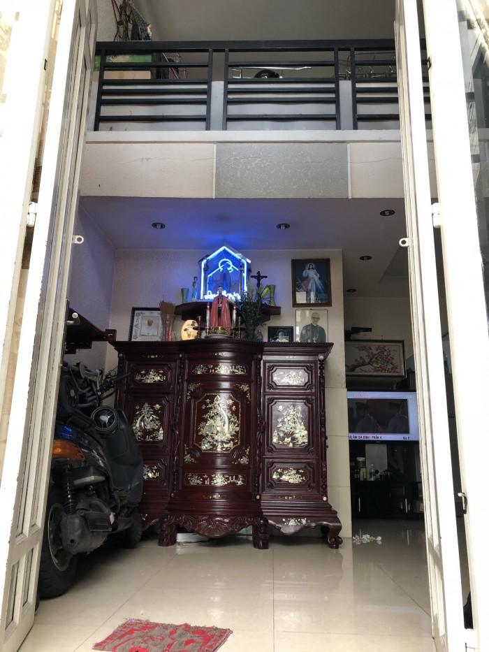Bán nhà HXH Lê Văn Sỹ Q.3 5.4x13m có 8 phòng cho thuê rất đẹp