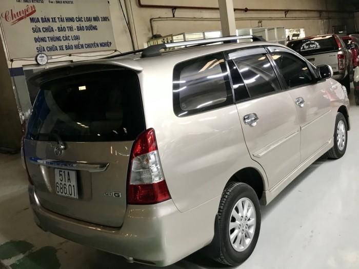 Bán Toyata Innova sx 2012 số tự động