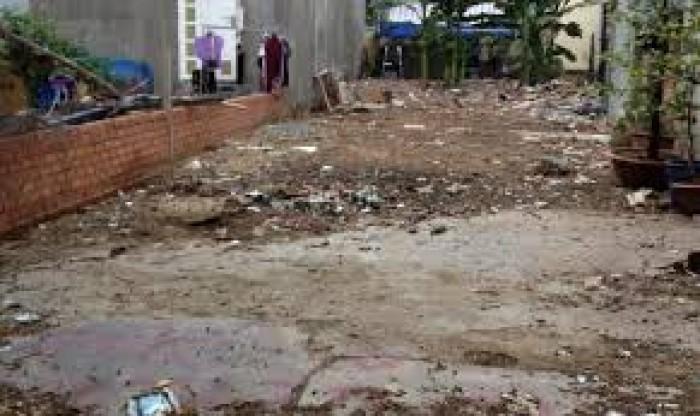 Định cư nước ngoài bán gấp lô đất 120m2, Bình Tân.