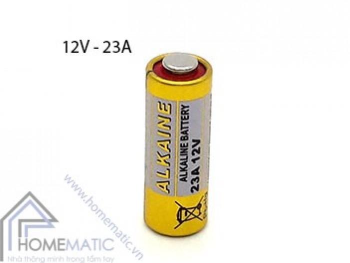 Pin 9V, 12V-23A, 12V-27A dùng cho các loại remote2