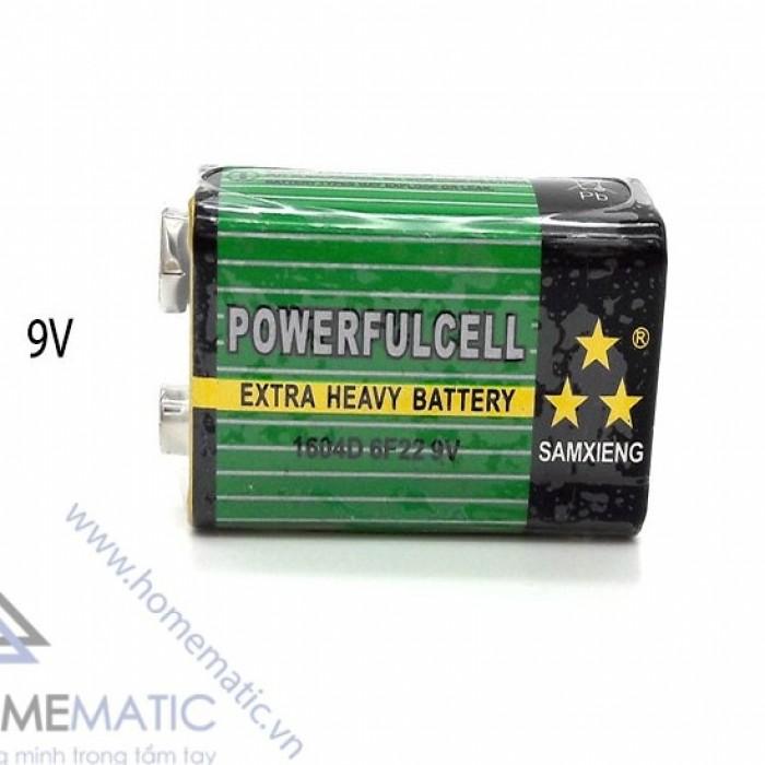 Pin 9V, 12V-23A, 12V-27A dùng cho các loại remote0