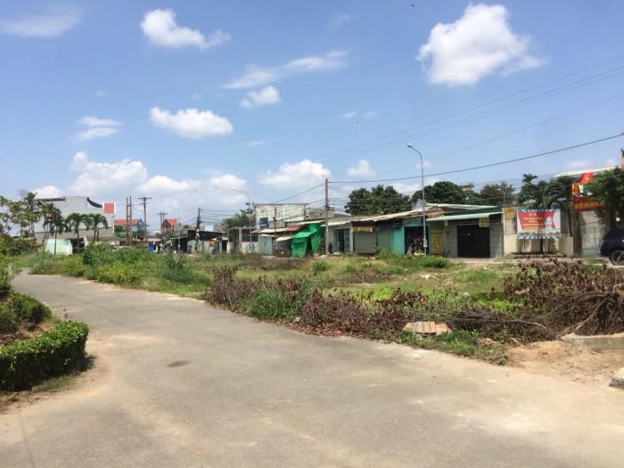 Bán miếng đất 2 mặt tiền đường thống nhất - Đông Hòa