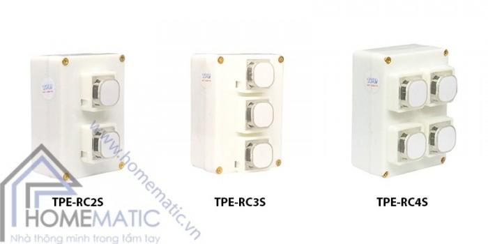 Công tắc điều khiển từ xa sóng RF TPE RCS0