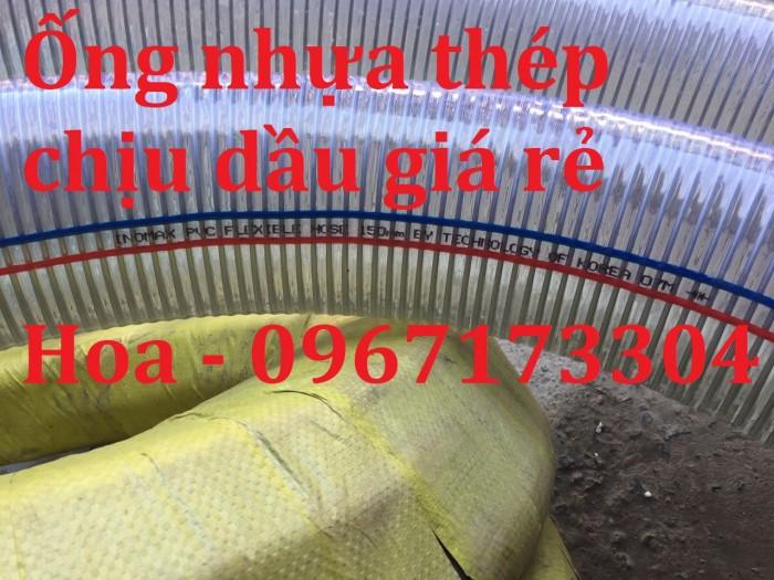 Ống nhựa lõi thép dẫn xăng dầu D150 giá rẻ2