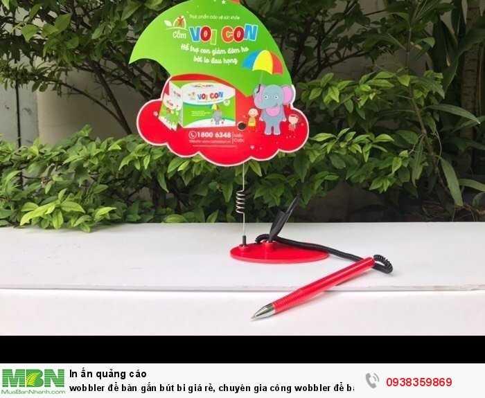 Wobbler để bàn gắn bút bi giá rẻ, chuyên gia công wobbler để bàn gắn bút bi4