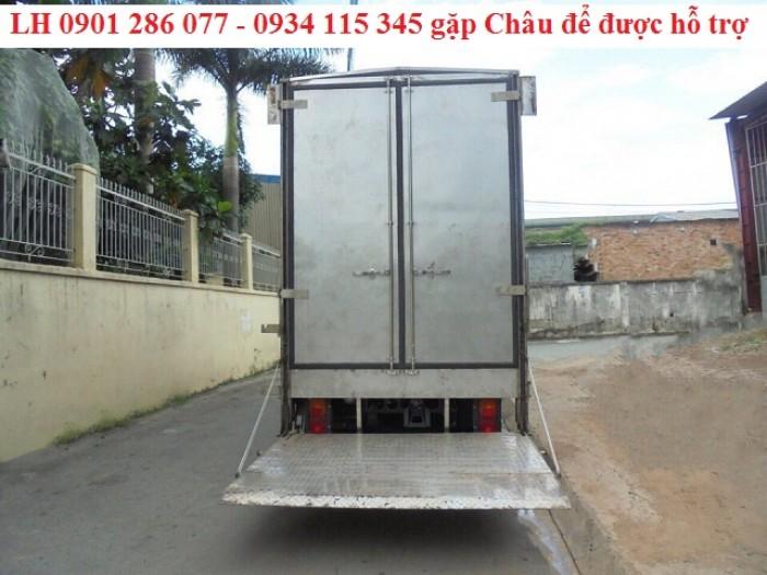 Xe tải Hino FC9JL TA thùng 6m6 thùng chở xe máy/Linh kiện Nhật/ Giá sốc/ hỗ trợ trả góp/thủ tục nhanh 1