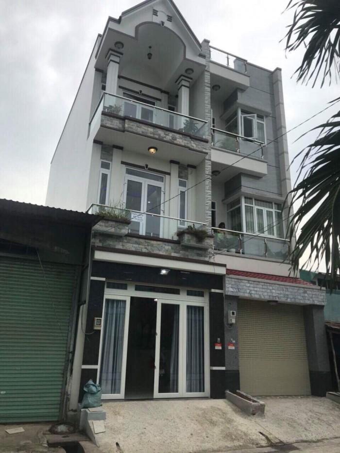 Cần tiền bán gấp nhà mặt tiền Phan Văn Hớn