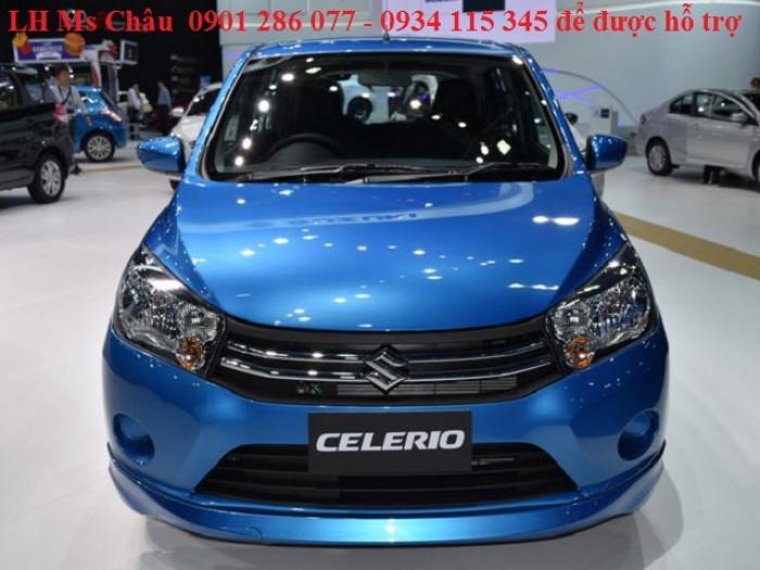 Xe Du Lịch 5 Chổ Suzuki Celerio 2018/ Nhập Khẩu Thái Lan/giá siêu tốt/  trả góp 70 %/lãi suất thấp